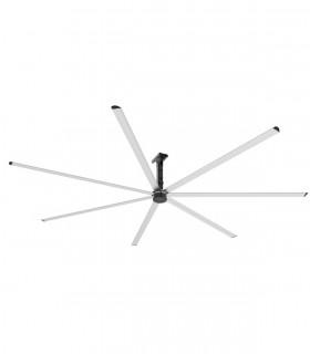 Quạt trần cánh gỗ HGP-1049, 5 chao đèn
