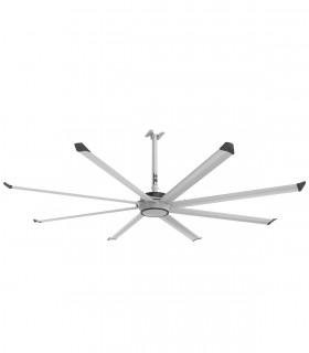 Quạt trần màu trắng 5 chao đèn HGP-52-004a