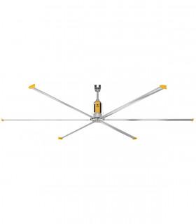 Quạt trần đèn led cho trẻ em có nhạc Bluetooth HGP-38-7057M